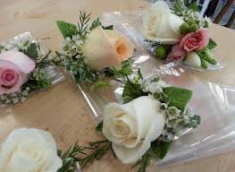 Corsage And Boutonniere Prices Page Title