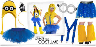 Female Construction Worker Halloween Costume Despicable Costumes Kids U0026 Adults Minion Costumes Party