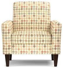 Retro Accent Chair Bloomfield Arm Chair Beige Retro Dot Contemporary Armchairs