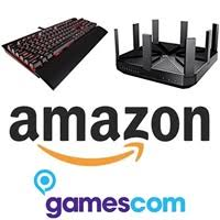 amazon black friday corsair lux amazon gamescon sale extra 20 off select pc gaming accessories
