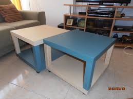 Ikea Small Table by Quad Lack Coffee Table Ikea Hackers Ikea Hackers