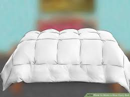 Duvet Wikipedia 3 Ways To Make A Nice Cozy Bed Wikihow