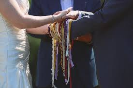 fasting cord everything you need to to write your own handfasting vows a