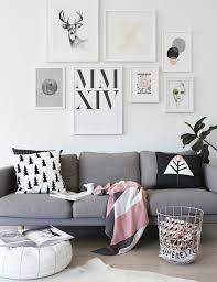 coussin pour canap gris les coussins design 50 idées originales pour la maison archzine fr