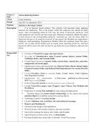 Resume Defined Salesforce Developer Resume