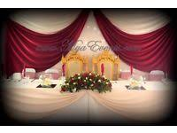 wedding backdrop hire essex backdrop hire in essex other wedding services gumtree