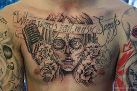 best musical on chest designs pictures