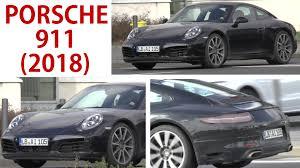 new porsche 911 2018 premiere erlkönig prototype porsche 911 2018 2019 992