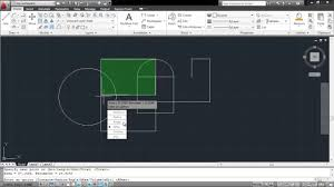 how to measure your work in autocad youtube