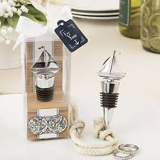 wine stopper wedding favors 1 sail boat ship wine bottle stopper wedding favor theme