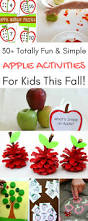 30 totally fun and simple apple activities for kids this