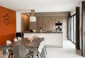 cuisine salle à manger salon amenagement cuisine salon 20m2 maison design bahbe com