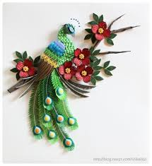 paper quilling birds tutorial cc8e31853ef84a3ff226a169a7613a3e jpg 640 699 pixels inspiration