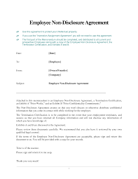 non disclosure agreement template for patent best resumes