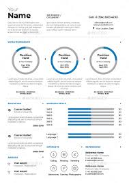 Creative Resume Online by Creative Infographic Resume Templates Graphic Cloud