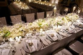 white and silver table runner silver wedding ideas 12 ways to use silver in your décor inside