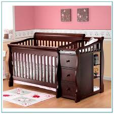 Crib And Bed Combo Toddler Bed Combo