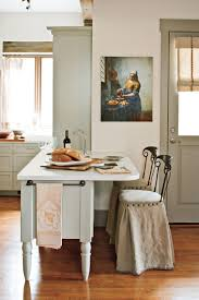 Kitchen Peninsula Design by Eat In Kitchen Design Ideas Southern Living