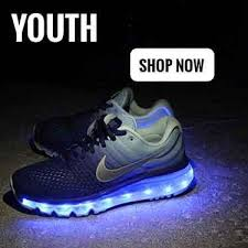 led lights shoes nike evolved footwear light up shoes led sneakers for adults