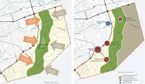 Lojic Map How Sprawling Development Is Threatening The Parklands Of Floyds