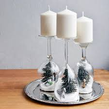 Wine Glass Decorating Ideas Wine Glass Christmas Decorating Ideas Rainforest Islands Ferry