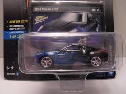 nissan 350z 2017 johnny lightning black with flames 2004 nissan 350z le 1 of