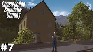 Home Design Simulation Games by Roof Extension Single Family House Construction Simulator