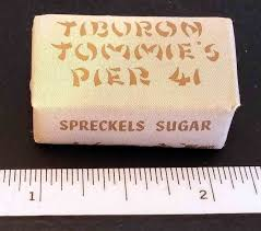 wrapped sugar cubes wrapped sugar cubes from 1960s polynesian restaurants critiki news