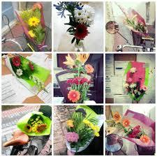 livraison de fleurs au bureau flower power kawa therapy