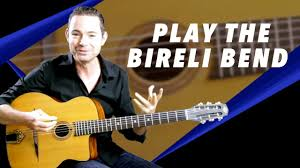 how to play the bireli bend jazz ornaments touches