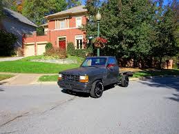 Ford Ranger Drag Truck - 1990 ford ranger flatbed rat rod ugly farm truck 1250 aka