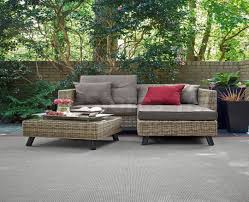 1252 65 monterey outdoor sectional sofa and ottoman outdoor