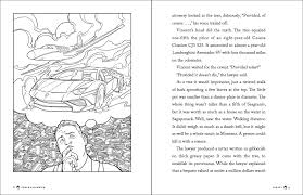a look inside chuck palahniuk u0027s next novella which is also a