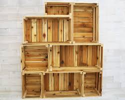 reclaimed cedar milk crate 28 x 16 x 12 aka reclaimed wood