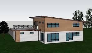modern house design at clemdesign a new modern icf home design