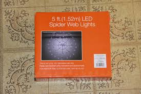 Rite Aid Home Design Solar Lights Cvs U0027led Spider Web Lights U0027 Set Of 50 Led Lights Purple Tail