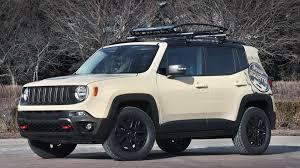 moab jeep safari 2016 jeep showcases their easter jeep safari concepts video
