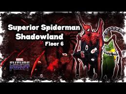 Spider Floor L Shadowland Floor 7 Blast Relay Ws L Spider Morales
