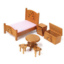 Dolls House Furniture Sets Compare Prices On Dollhouse Furniture Bedroom Online Shopping Buy