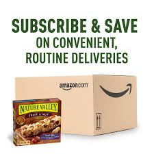 Amazon Com Quaker Chewy Granola Bars Variety Pack 58 Count by Nature Valley Chewy Granola Bar Trail Mix Fruit And Nut 6 Bars