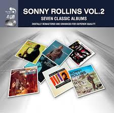 7 classic albums volume 2 audio cd sonny rollins co uk