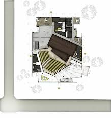 orchestra floor plan germantown community theater by julia porter at coroflot com