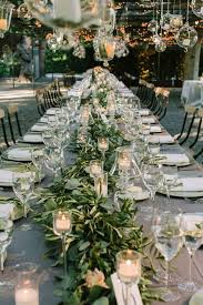 wedding flowers table arrangements trending in weddings centerpieces and organic tablescapes