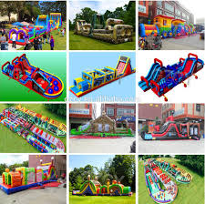 outdoor kids obstacle course equipment interactive games backyard
