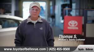 toyota dealer sales venza sales testimonial toyota of bellevue toyota dealer near