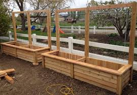 how to build a wooden planter box abc designs homes