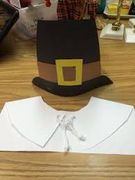 thanksgiving craft pilgrim hat tutorial time 4 thanksgiving
