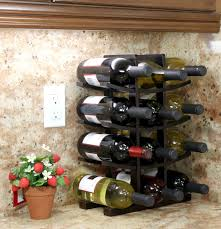 sorbus wine rack stand best wine racks 25
