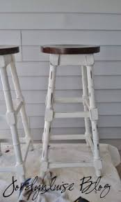 Shabby Chic Stools by Shabby Chic Bar Stools Foter