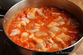 comment cuisiner de l espadon recette filets de poisson à la sauce des isles la cuisine